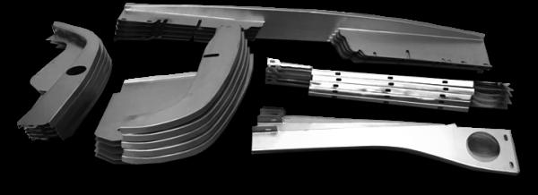 914-6 Engine Sheet Metal